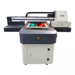 a4 madhësi dixhitale shtypjen UV makine pvc kanavacë leckë qilim printer lëkurë
