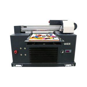 a3 printer inkjet diy dtg me shtrat të sheshtë