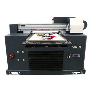 a4 madhësi çdo makinë ngjyrë veshje printer për shitje