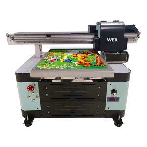a2 madhësia printer uv flatbed për metal / rast telefoni / qelqi / stilolaps / turi