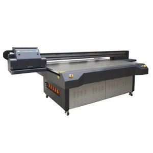 shtresë e jashtme UV me printer me bojë WER-ET2513UV printhead me shpejtësi të lartë