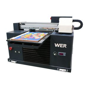 çmim promovimi a2 a3 a4 format neon udhëhequr digital flatbed uv printer