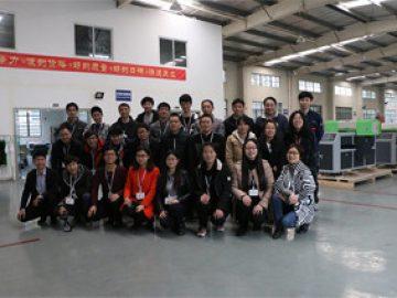 Punëtorët B2B në zyrën qendrore, 1 2018
