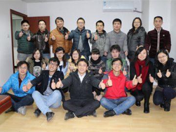 Punëtorët B2B në zyrën qendrore, 4 2018