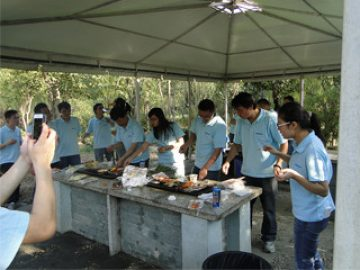 BBQ në Gucun Park, Vjeshtë 2017