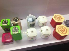 Teacup dhe kuti çaji