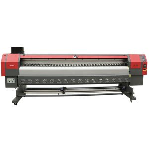 2019 lloj i ri i tipit dx5 eco printer tretës flex banner machine vinyl shtypjen