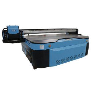 FAQ 1. Çfarë materialesh mund të shtypni printera UV? printera janë printerë multi-funksionalë: mund të printoni në çdo material të tillë si: rast telefoni, lëkure, druri, plastike, akrilik, stilolaps, topin e golfit, metal, qeramikë, qelq, tekstil dhe pëlhura etj. efekt shtypur embossing? Po, mund të shtypë efektin e shtypjes, për informacione të mëtejshme ose pics mostrave, ju lutemi kontaktoni shitësin tonë përfaqësues. 3. A duhet të mbulohet një pre-veshja? Printera Haiwn mund të printojë direkt bojë të bardhë dhe nuk ka nevojë për para-veshje. 4. Si mund të fillojmë të përdorim printerin? Ne do të dërgojmë manualin dhe video mësimore me paketën e printerit. Para përdorimit të makinës, ju lutemi lexoni manualin dhe shikoni videon mësimore dhe veproni në mënyrë rigoroze si udhëzime. Ne gjithashtu do të ofrojmë shërbime të shkëlqyera duke ofruar mbështetje teknike falas në internet. 5.Si për garancinë? Fabrika jonë siguron një vit garanci: çdo pjesë (përveç kokës së printimit, pompave të bojës dhe fishekëve të bojës) për përdorim normal, do të ofrojë produkte të reja brenda një viti (nuk përfshijnë koston e transportit). Përtej një viti, vetëm të ngarkuar me kosto. 6. Cila është kostoja e printimit? Zakonisht, bojë 1.25ml mund të mbështesë për të printuar një imazh të madhësisë A3. Kostoja e printimit është shumë e ulët. 7. si mund ta rregulloj lartësinë e printimit? Printer Haiwn instalon sensor infra të kuqe në mënyrë që printeri të zbulojë automatikisht lartësinë e objekteve të printimit. 8.Ku mund të blej pjesë rezervë dhe ngjyrat? Fabrika jonë siguron gjithashtu pjesë rezervë dhe ngjyrat, ju mund të blini nga fabrika jonë drejtpërsëdrejti ose furnizues të tjerë në tregun tuaj lokal. 9. çfarë ka për mirëmbajtjen e printerit? Për mirëmbajtjen, sugjerojmë që të futeni në printer një herë në ditë. Nëse nuk e përdorni printerin më shumë se 3 ditë, pastroni kokën e printimit me lëngje pastrimi dhe vendosni në fishekë mbrojtës në printer (fishekë mbrojtës janë përdo