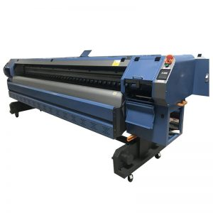 printer me tretësi të lartë me shpejtësi të lartë 3.2m, shtypës me bojë të shtypur digjitale K3204I